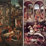 Bartholomeus en Hubertus