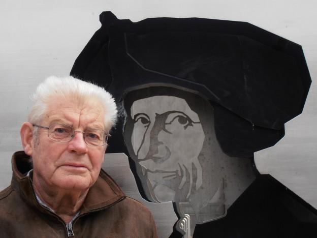 Egbert en Jacob monument