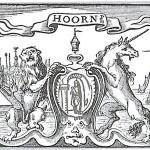 Afbeelding op het voorblad van de kroniek van Velius
